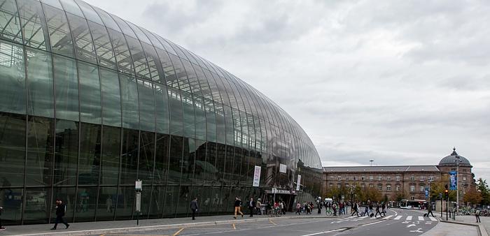 Straßburg Quartier de la Gare: Gare de Strasbourg-Ville, Place de la Gare