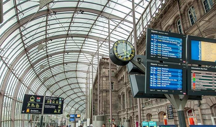 Straßburg Gare de Strasbourg-Ville