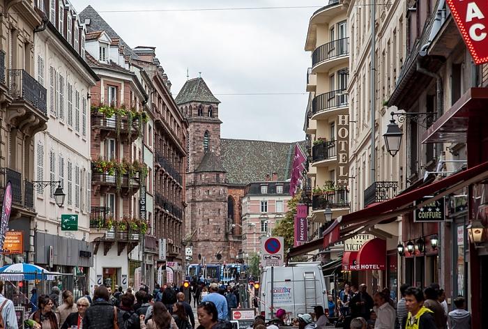 Straßburg Quartier de la Gare: Rue du Maire Kuss