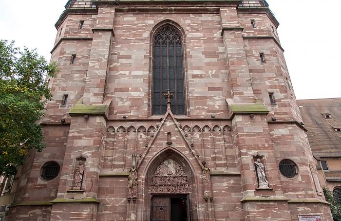 Straßburg Grande Île: Église Saint-Pierre-le-Vieux
