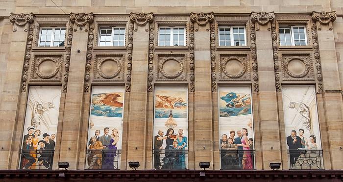 Straßburg Grande Île: Rue du 22 Novembre - Kino Le Star Saint-Exupéry
