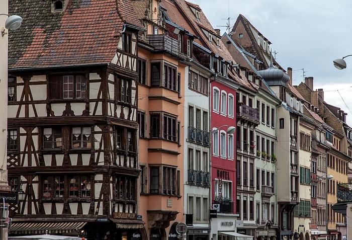 Straßburg Grande Île: Rue du Vieux Marché aux Poissons