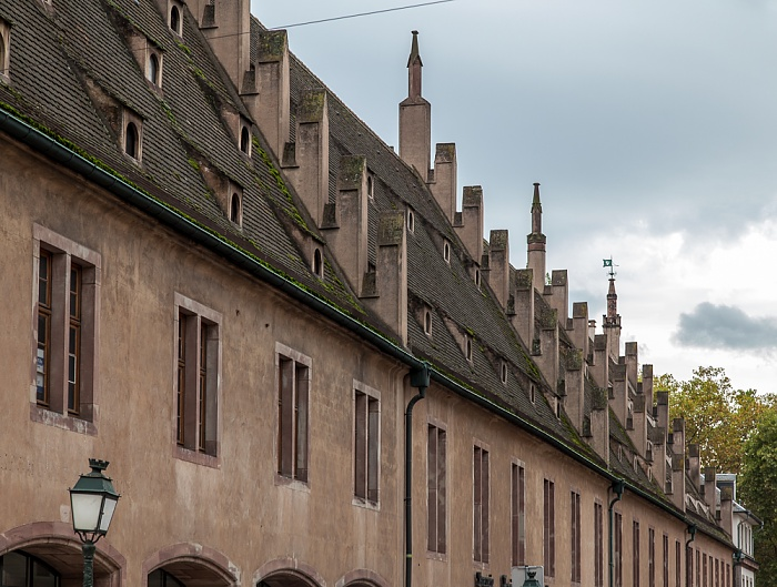 Straßburg Grande Île: Ancienne Douane