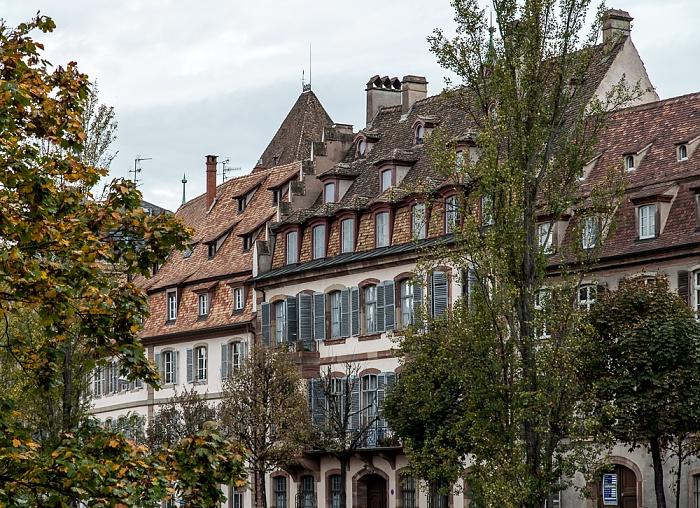 Straßburg Grande Île: Quai Saint-Thomas