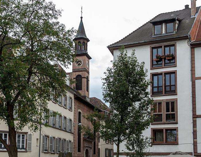 Straßburg Quartier du Finkwiller: Église Saint-Louis