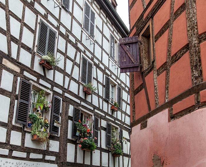 Straßburg Quartier du Finkwiller: Rue Finkwiller