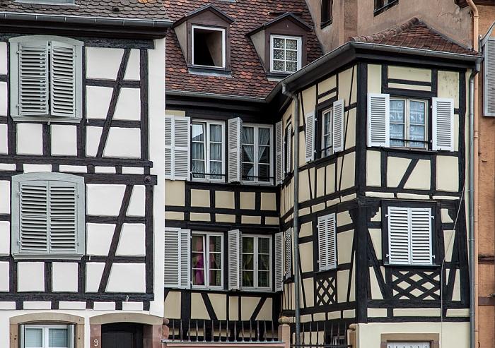Straßburg Quartier du Finkwiller: Place Henri Dunant