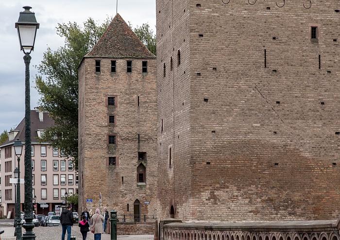 Straßburg Petite France: Pont Couverts