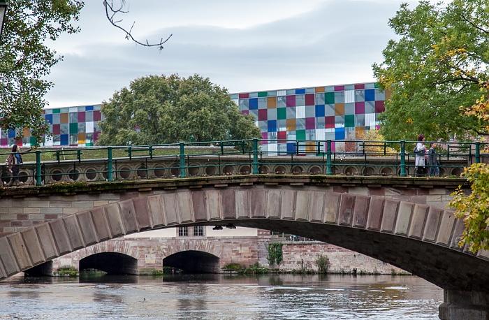 Straßburg Petite France: Pont Couverts, Ill Barrage Vauban Musée d'art moderne et contemporain
