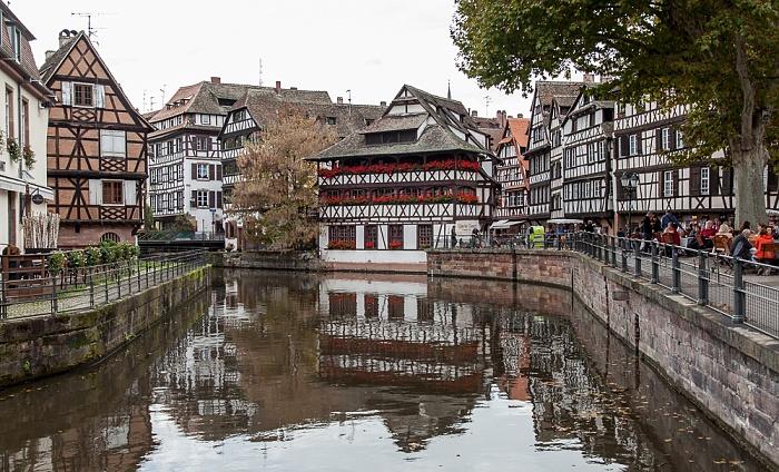 Straßburg Petite France, Ill