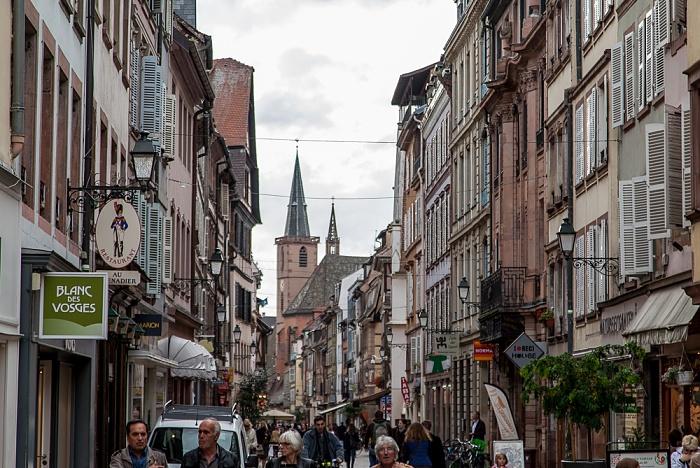 Straßburg Grande Île: Grand Rue Église Saint-Pierre-le-Vieux