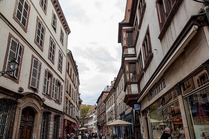 Straßburg Grande Île: Grand Rue