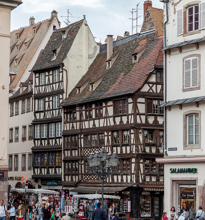 Straßburg Grande Île: Rue Mercière