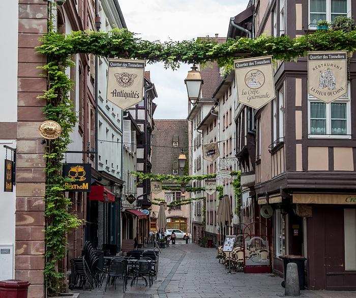 Straßburg Grande Île: Rue des Tonneliers