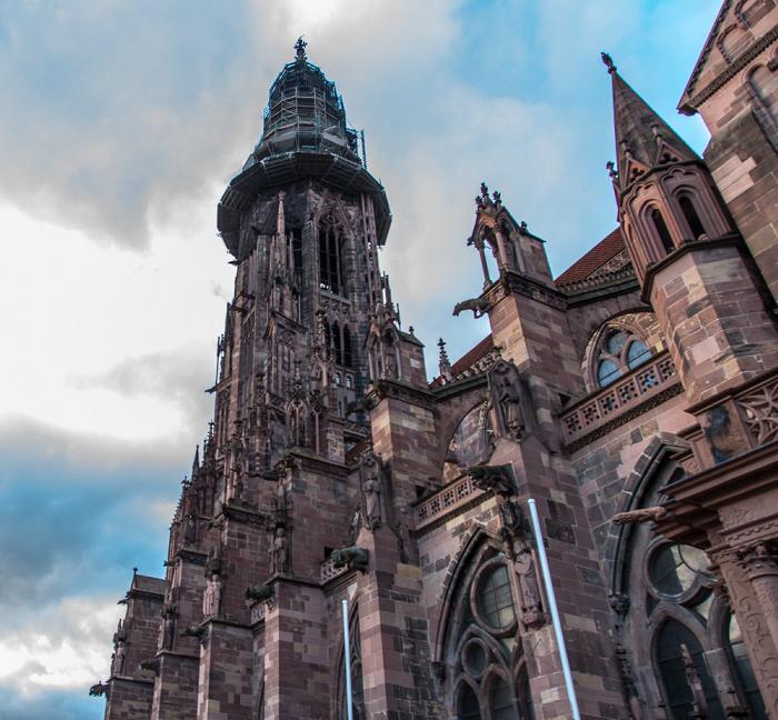 Altstadt: Freiburger Münster