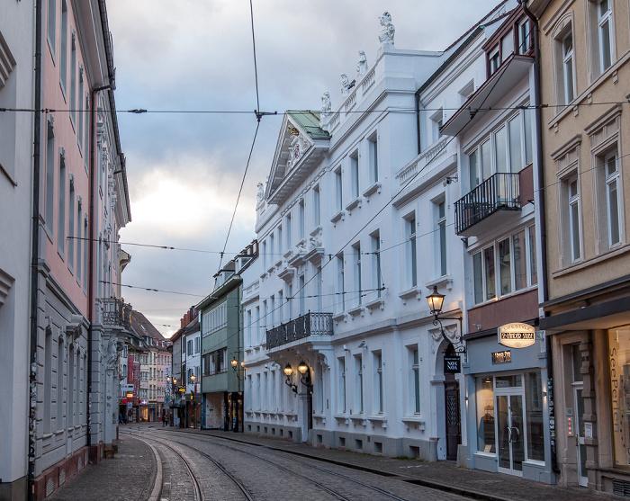 Altstadt: Salzstraße - Landgericht Freiburg