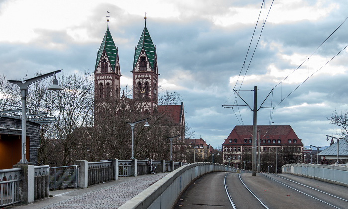 Freiburg Stühlingerbrücke, Herz-Jesu-Kirche