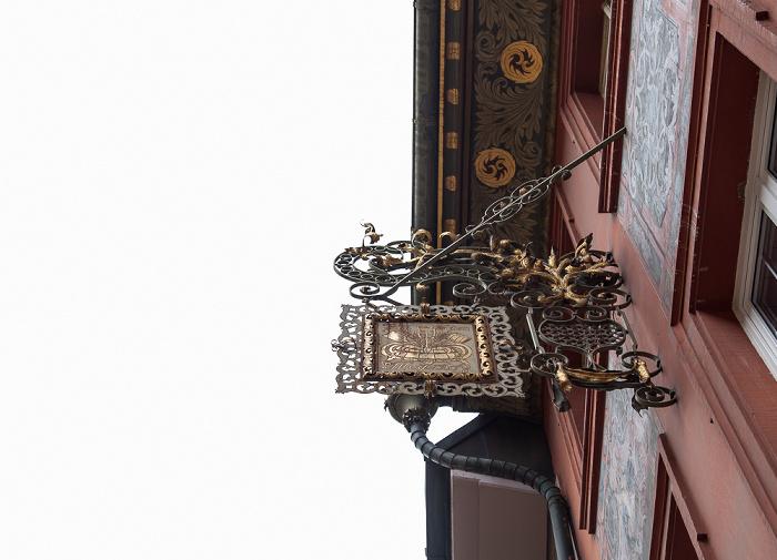Freiburg Altstadt: Rathausgasse