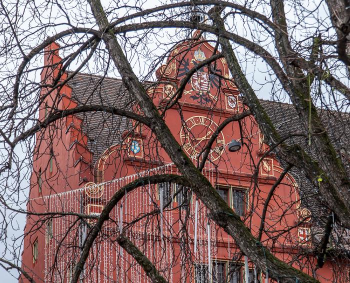 Freiburg Altstadt: Altes Rathaus