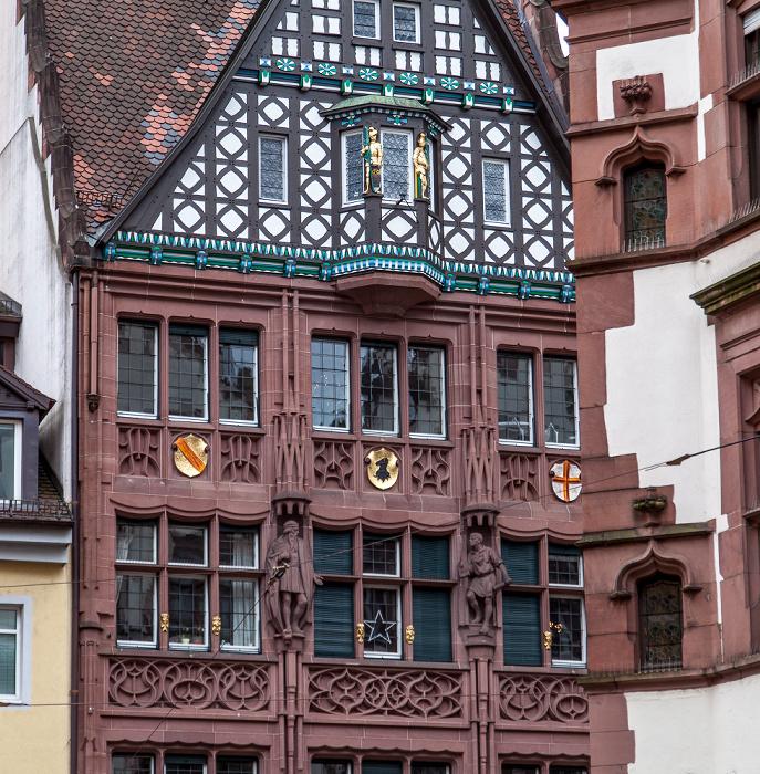 Freiburg Altstadt: Kaiser-Joseph-Straße