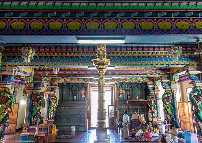 Victoria (Seychellen) Arulmigu Navasakti Vinayagar Temple (Hindu-Tempel)