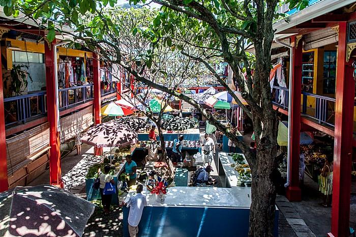 Victoria (Seychellen) Sir Selwyn Selwyn-Clarke Market