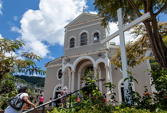 Victoria (Seychellen) Cathedral of Our Lady of Immaculate Conception