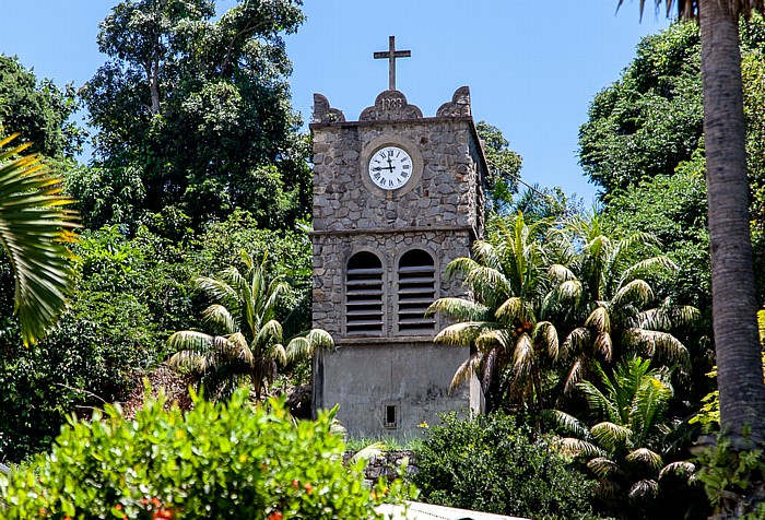 Victoria (Seychellen) Cathedral of Our Lady of Immaculate Conception: Glockenturm