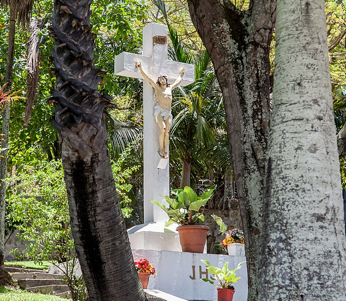 Cathedral of Our Lady of Immaculate Conception: Park Victoria (Seychellen)
