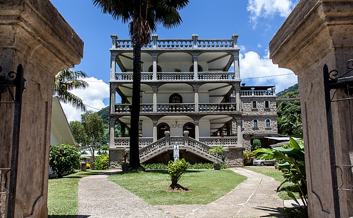 Victoria (Seychellen) Cathedral of Our Lady of Immaculate Conception: La Domus