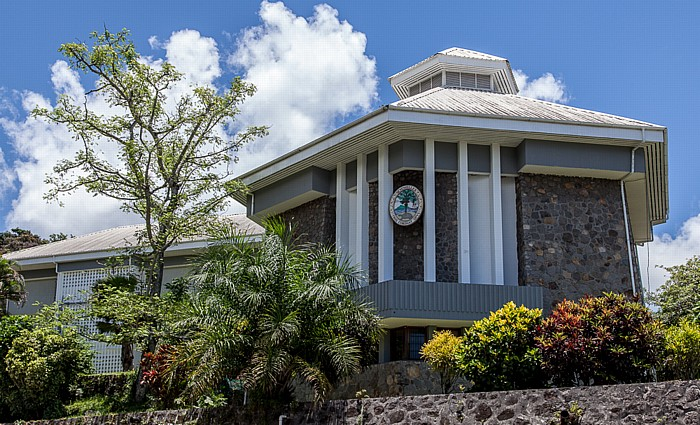 Victoria (Seychellen) National House