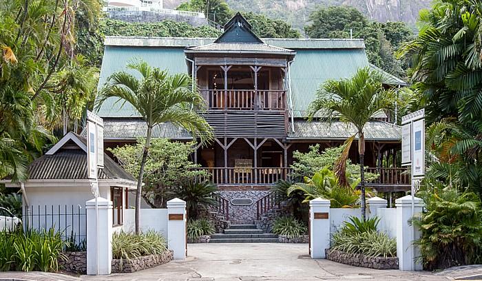 Victoria (Seychellen) Francis Rachel Street: Kenwyn House