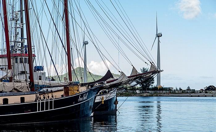 Victoria (Seychellen) Port of Victoria