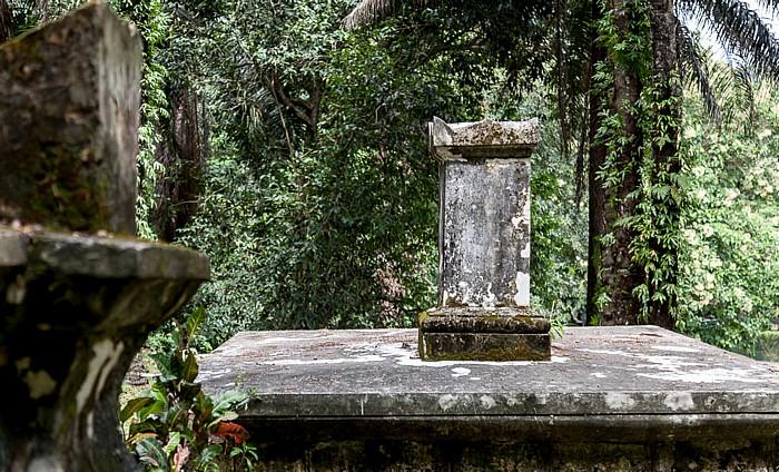 Victoria (Seychellen) Bel Air Cemetery