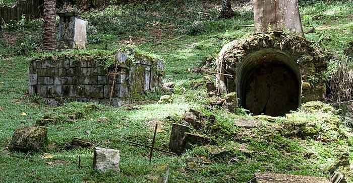 Bel Air Cemetery Victoria (Seychellen)
