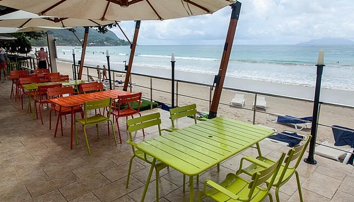 Coral Strand Hotel, Beau Vallon Beach, Indischer Ozean
