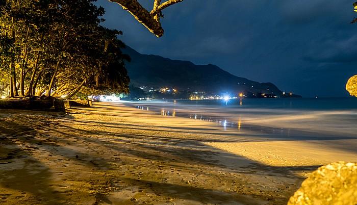 Beau Vallon Beach, Indischer Ozean