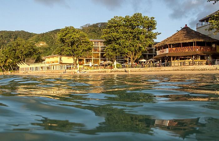 Beau Vallon Indischer Ozean Beau Vallon Beach Coral Strand Hotel