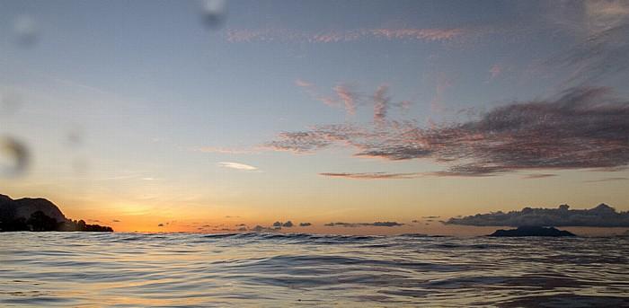 Beau Vallon Indischer Ozean