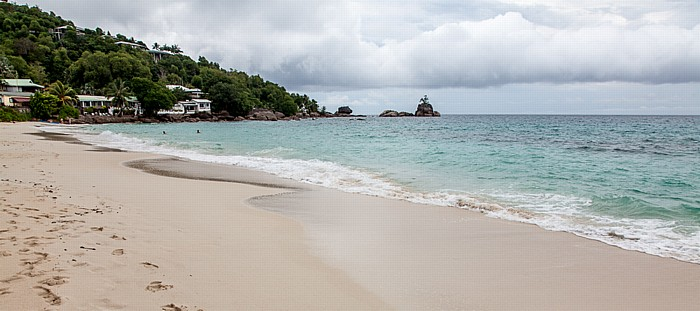 Mahé Anse Soleil, Indischer Ozean Anse Soleil Beachcomber