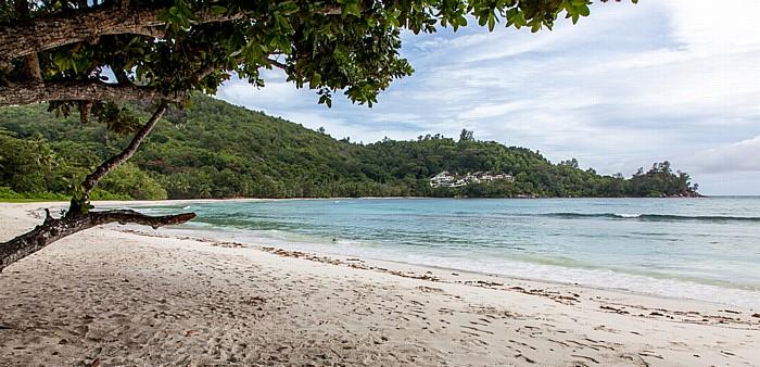 Mahé Anse Gaulettes, Baie Lazare, Indischer Ozean