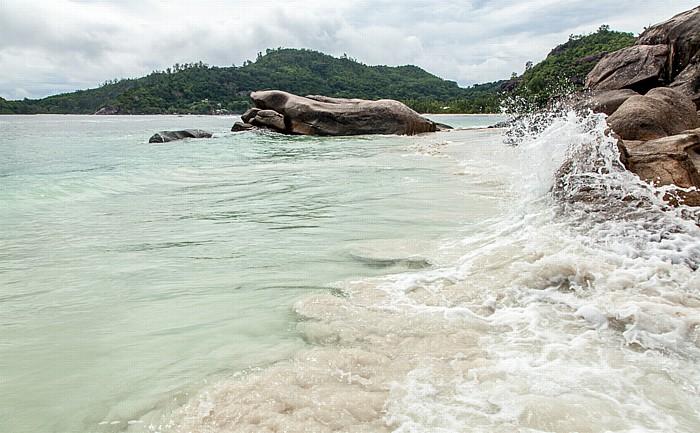 Mahé Baie Lazare, Indischer Ozean