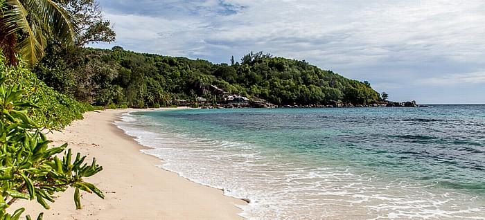 Mahé Anse Takamaka, Indischer Ozean