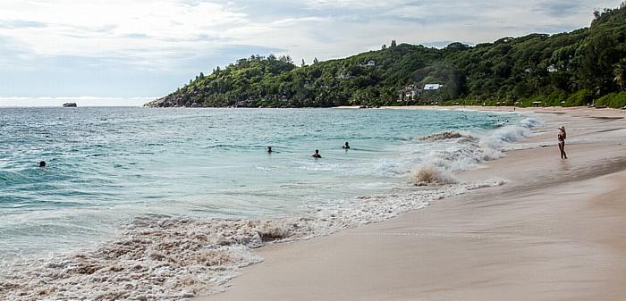 Mahé Anse Intendance, Indischer Ozean
