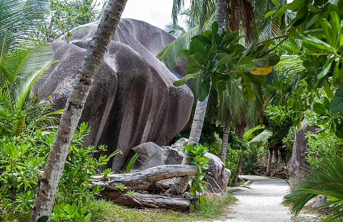 La Digue Anse Source d'Argent