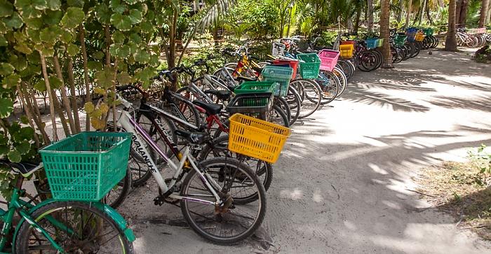 La Digue Fahrräder