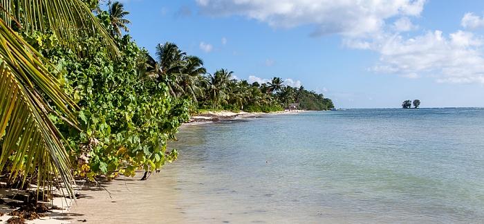 La Digue La Passe: Indischer Ozean