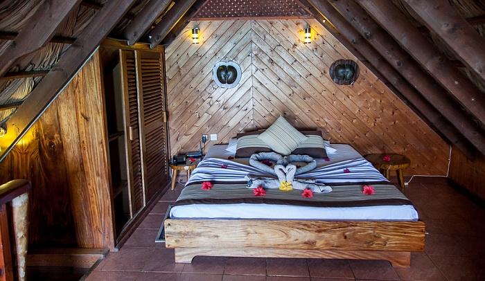 Praslin Baie Sainte Anne: Colibri Hotel