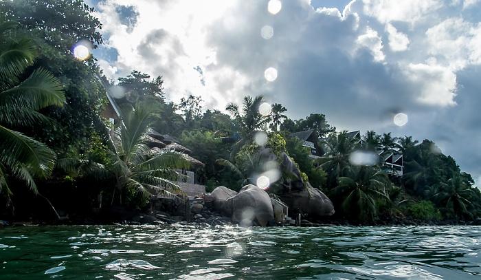 Praslin Baie Sainte Anne (Indischer Ozean) Colibri Hotel