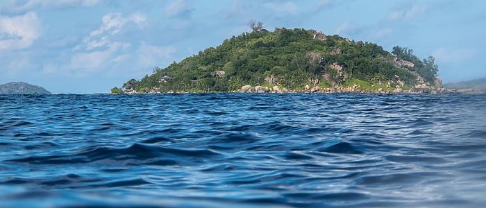 Praslin Baie Sainte Anne (Indischer Ozean): Round Island